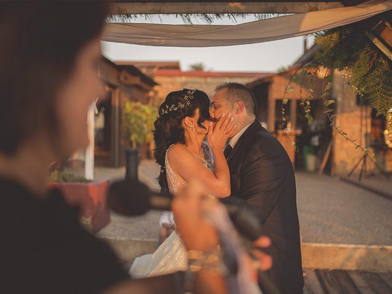 Boda en la playa al atardecer | Fotógrafo de bodas en Murcia y Cartagena