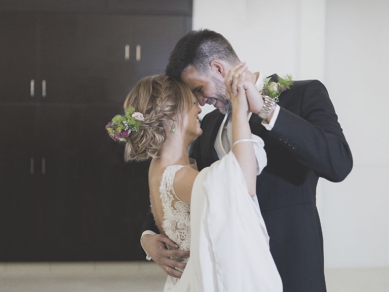 Boda de Miguel y Jéssica en el restaurante Larache | Fotógrafo de bodas en Murcia y Cartagena