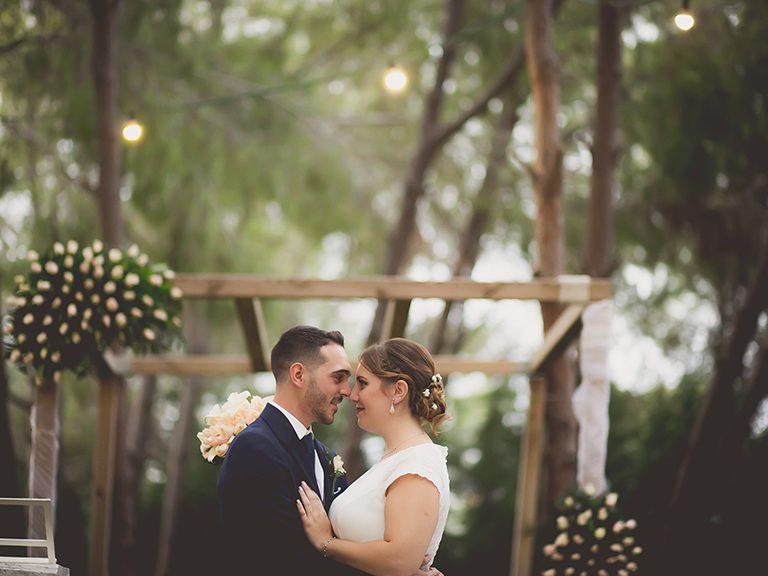 Boda boho en Finca la Pinada | Fotógrafo de bodas en Murcia y Cartagena