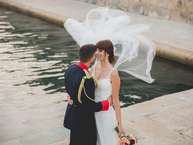 Boda militar en Cartagena | Fotógrafo de bodas en Murcia y Cartagena